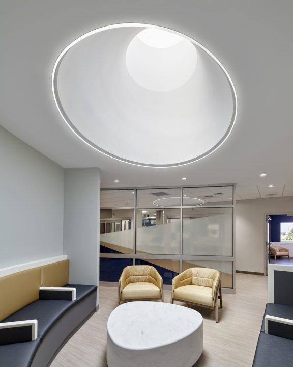 Neuro ICU Skylight
